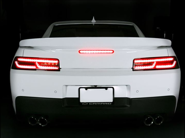 Hero Clear Smoked Sequential Taillights 2017 15 Camaro