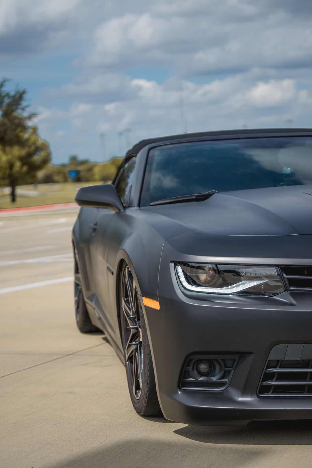 6th Gen Style Headlights 2014 15 Camaro Camaro Lighting